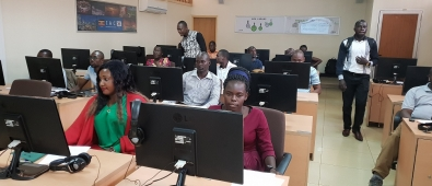 training on digital communication